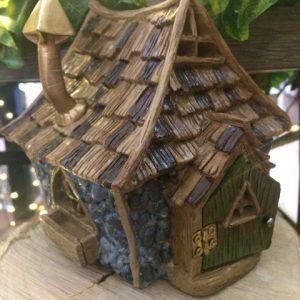 Shingletown Cottage Fairy House