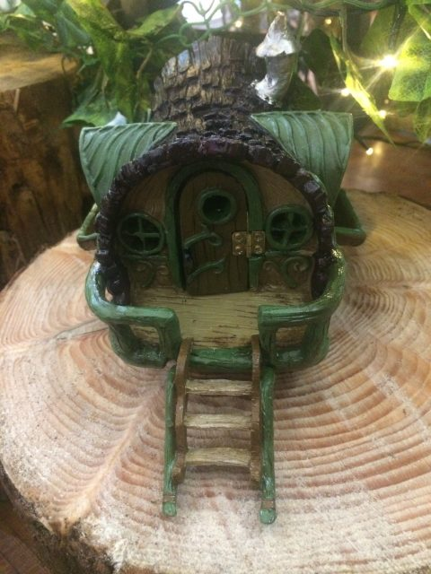 Gypsy Fairy House