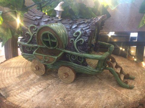 Gypsy Fairy House