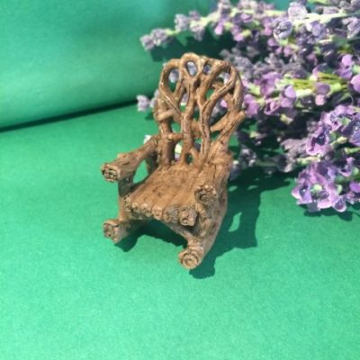 Miniature Twig Rocking Chair