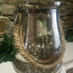 Gold Fleck Lantern Large