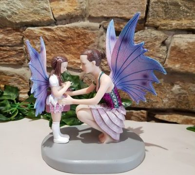First Day Of School Fairy Ornament