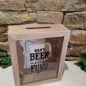 Beer Fund Money Bank