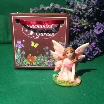 Miniature Fairy in a Bag Pink