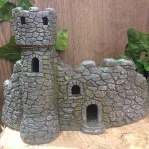 Dragons Keep Castle Wall