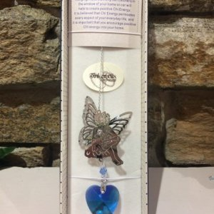 Fairy Suncatcher Blue