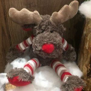 Reindeer Plush Soft Toy