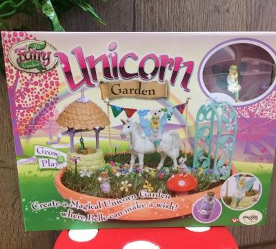 My Fairy Garden – Unicorn Garden