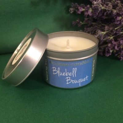 Bluebell Bouquet Candle