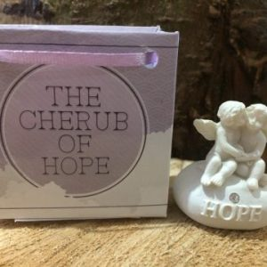 Cherub of Hope Miniature in Bag