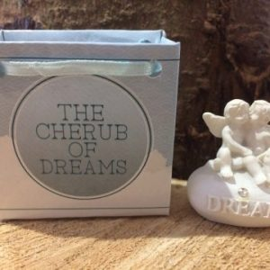 Cherub of Dreams Miniature in Bag