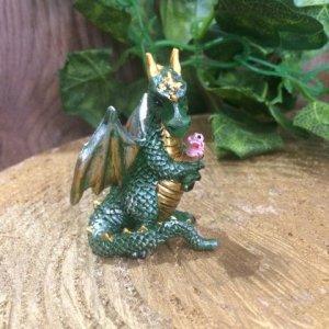 Dragon With Ice Cream