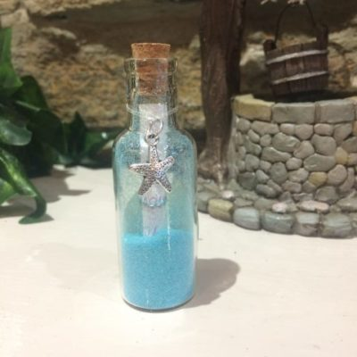 Mermaid Dust Wish Jar