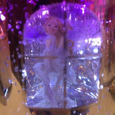 Light Up Fairy Jar Lilac
