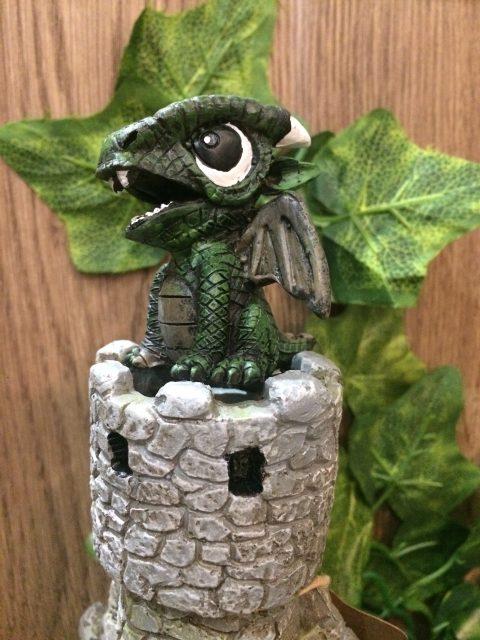 Mini Dragon Green