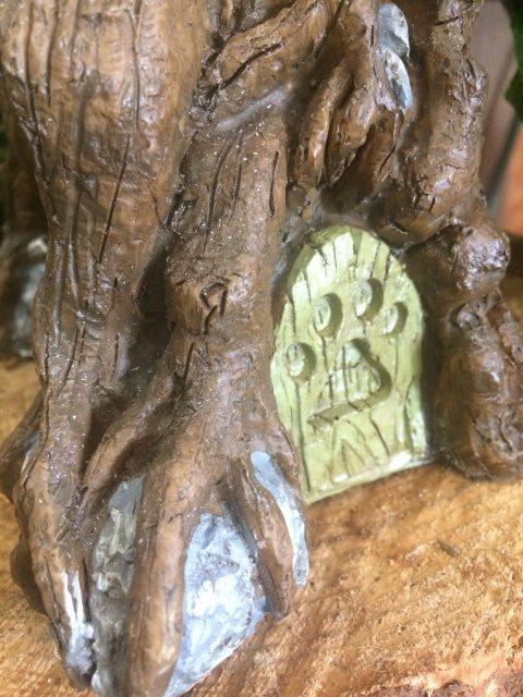 Root Foyer Fairy Door