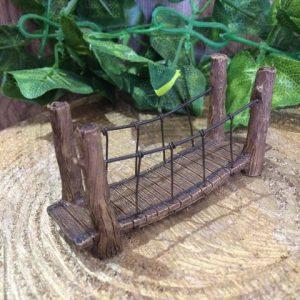 Miniature Suspension Bridge