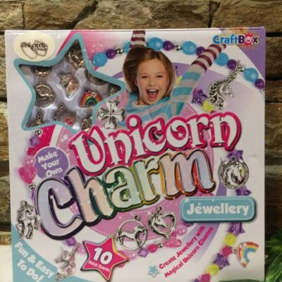 Unicorn Charm Jewellery Making Set