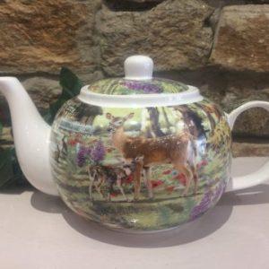 Woodland Tea Pot