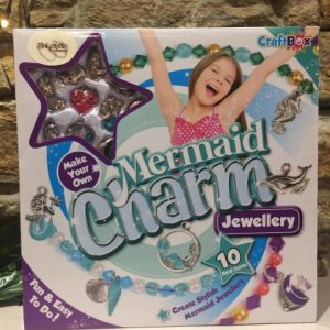 Mermaid Charm Jewellery Making Set