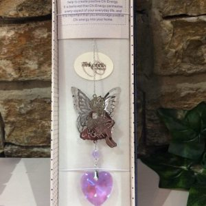 Fairy Suncatcher Lilac