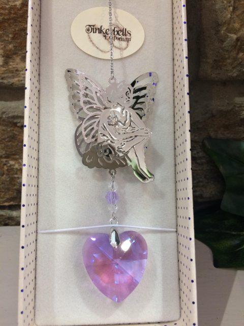 Fairy Suncatcher Lilac