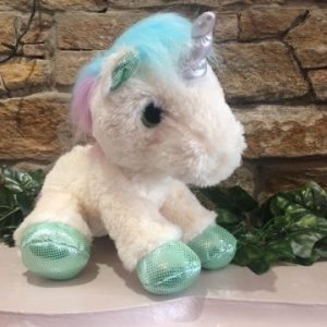 Bubbles Unicorn Plush