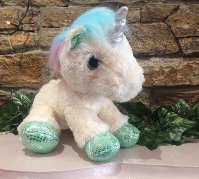 Bubbles Unicorn Plush
