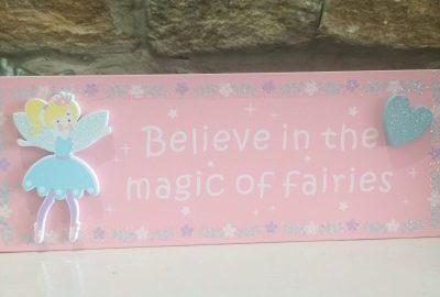 Fairy Pastel Art Block