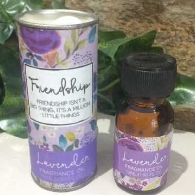 Friendship Lavender Incense Oil