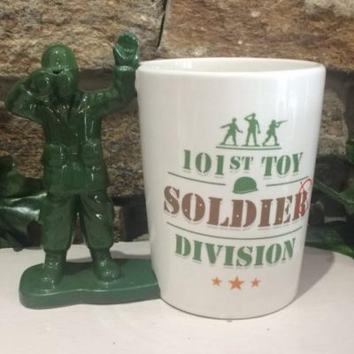 Toy Soldier Large Mug