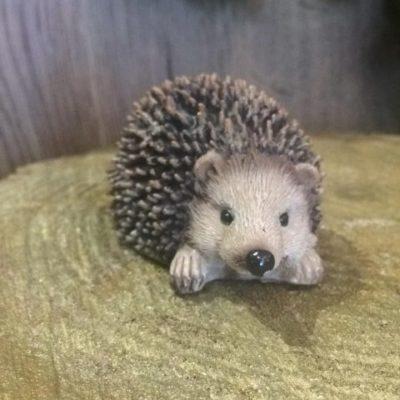 Miniature Hedgehog Ornament