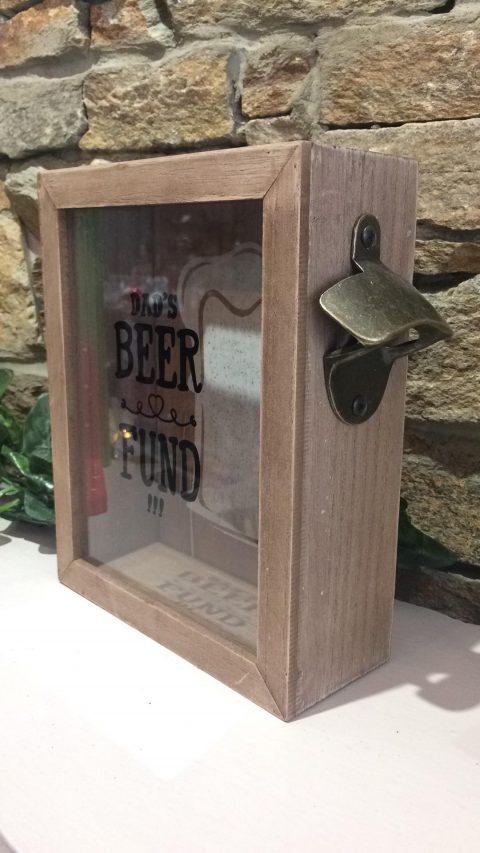 Beer Fund Money Bank
