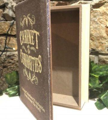 Cabinet Of Curiosities Wooden Box