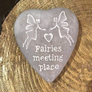 Fairies Meeting Place Pebble