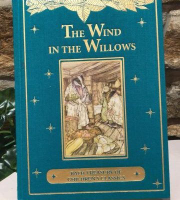 The Wind in the Willows Children's Classic Hardback Book