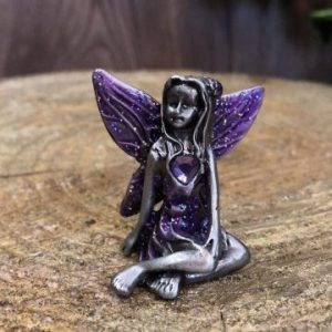 Birthstone Fairy - July Alexandrite
