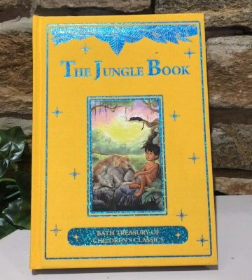 The Jungle Book Children's Classic Hardback Book