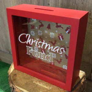 Christmas Fund Money Bank