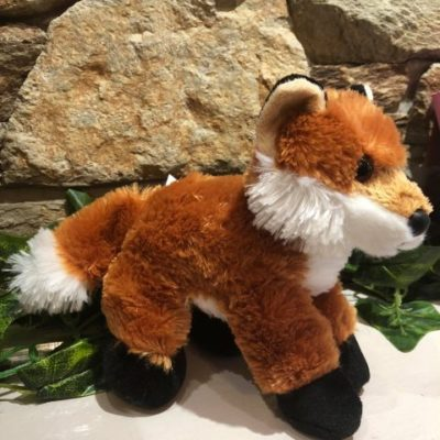 Fox Soft Toy Plush