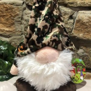 Forest Gnomlin Plush Gnome