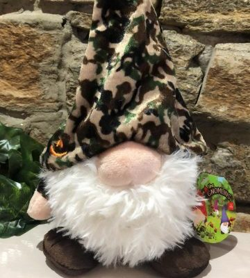 Forest Gnomlin Plush Gnome