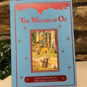 The Wizard of Oz Children's Classic Hardback Book
