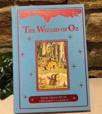 The Wizard of Oz Children's Classic Hardback Book
