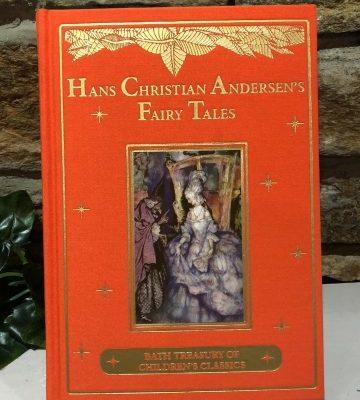 Hans Christian Andersen's Fairy Tales Children's Classic Hardback Book