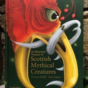 Scottish Mystical Creatures Large Hardback Book