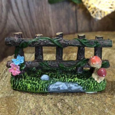 Miniature Resin Fencing
