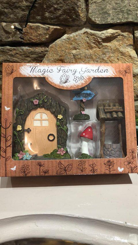 Fairy Door Gift Set Wishing Well