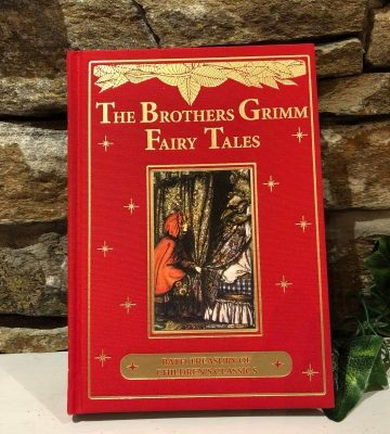 The Brothers Grimm Fairytales Children's Classics Hardback Book