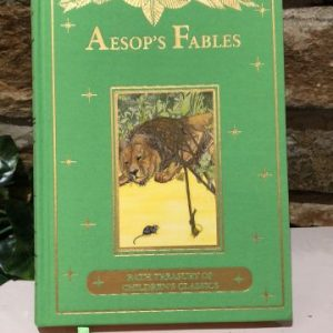Aesop's Fables Children's Classic Hardback Book